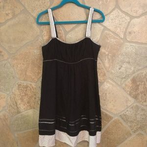 Calvin Klein eyelet summer dress. Size 10
